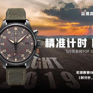 ZF厂新科技万国陶瓷飞行员系列IW389002腕表详解
