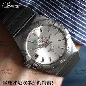 VS厂欧米茄星座一体8500机芯终级复刻手表